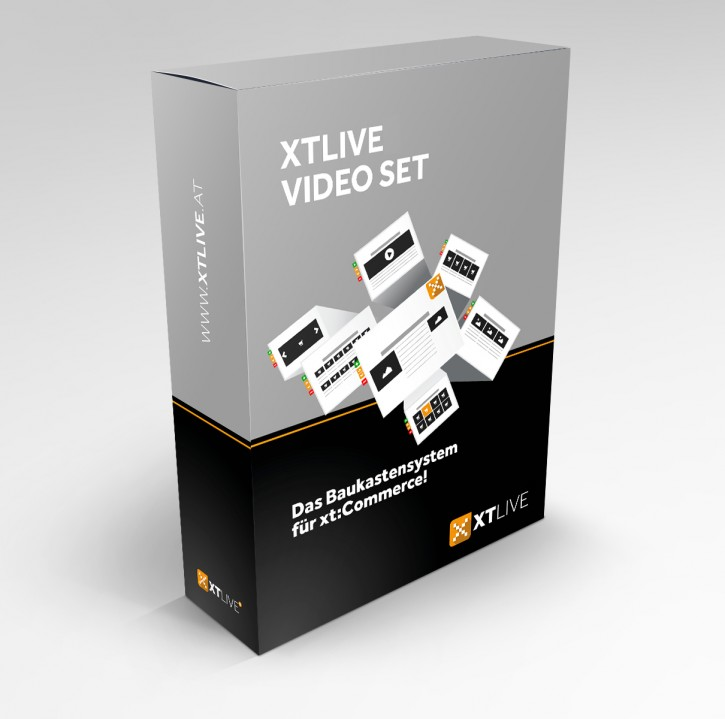 XTLIVE Video xt:Commerce 5 / ohne Installationsservice