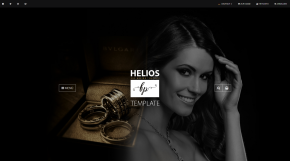 XGX Helios Template xt:Commerce 5 / ohne Template Copyright (+ 100€) / ohne Installationsservice